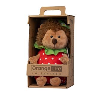 Ежинка Колючка Клубничка-Orange Toys